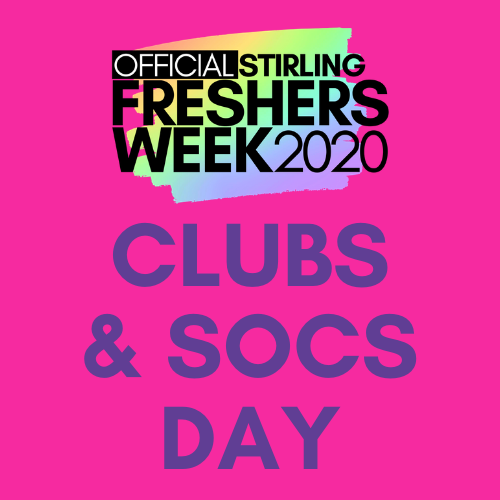 Clubs & Societies Day