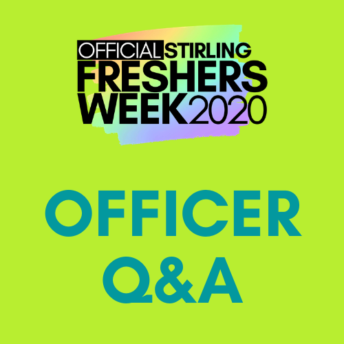 Student Officer Q&A