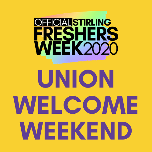 Union Welcome Weekend
