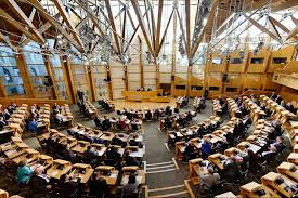 Scottish Parliament Trip