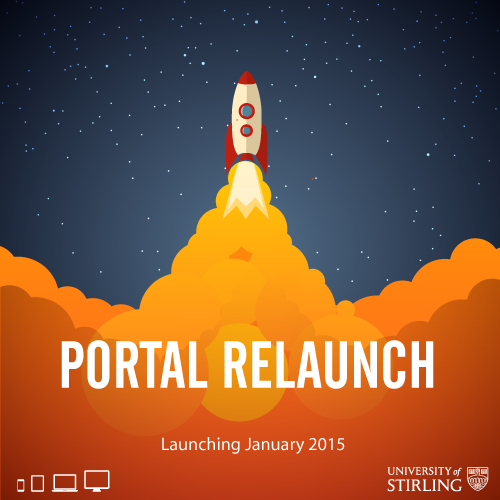 New Portal Launch