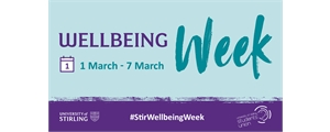 wellbeing week 1 march - 7 march